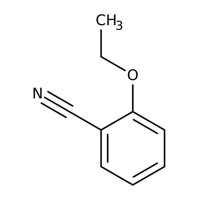 2-Ethoxybenzonitrile, 98%, ACROS Organics™ 5g 2-Ethoxybenzonitrile, 98%, ACROS Organics™