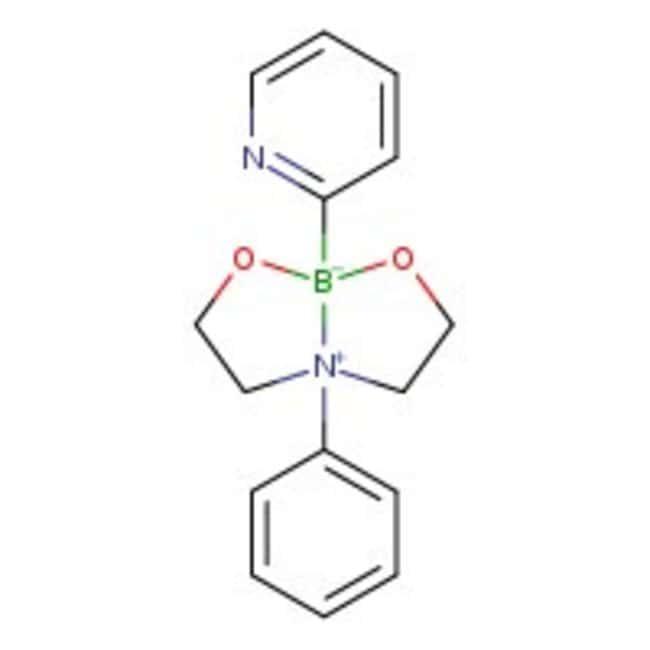 2-Pyridineboronic acid N-phenyl-diethanolamine ester, 50-70%, see CofA for exact com, ACROS Organics™