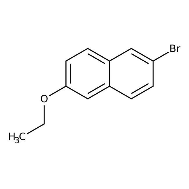 Alfa Aesar™2-Bromo-6-ethoxynaphthalene, 98%