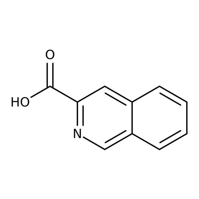 Isoquinoline-3-carboxylic acid, 97%, ACROS Organics™ 1g Isoquinoline-3-carboxylic acid, 97%, ACROS Organics™