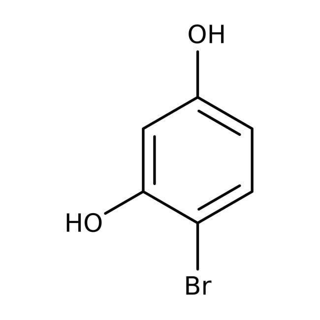 Alfa Aesar™4-Bromoresorcinol, 98% 25g Alfa Aesar™4-Bromoresorcinol, 98%