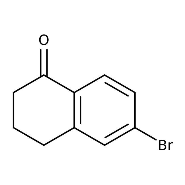 Alfa Aesar™6-Bromo-1-tetralone, 96% 1g Alfa Aesar™6-Bromo-1-tetralone, 96%