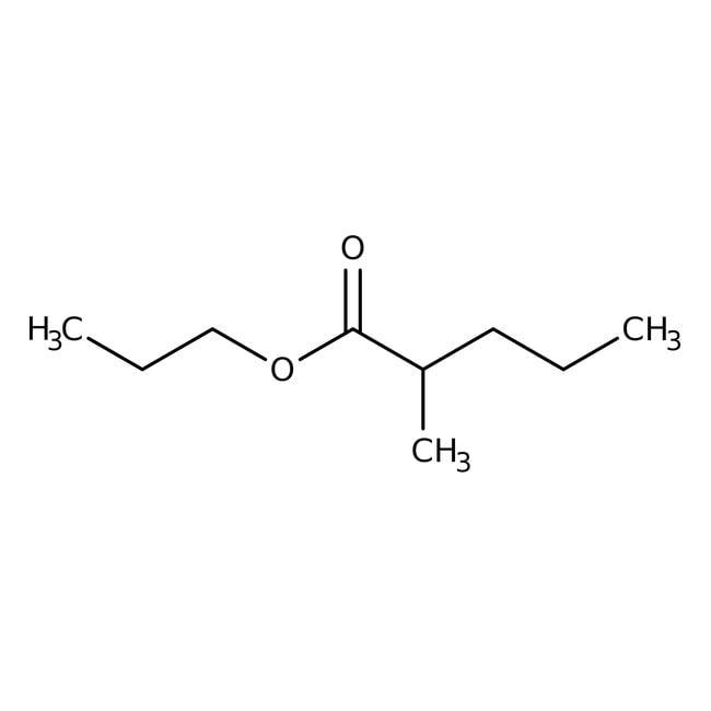 Alfa Aesar™n-Propyl 2-methylvalerate, 98% 100g Alfa Aesar™n-Propyl 2-methylvalerate, 98%