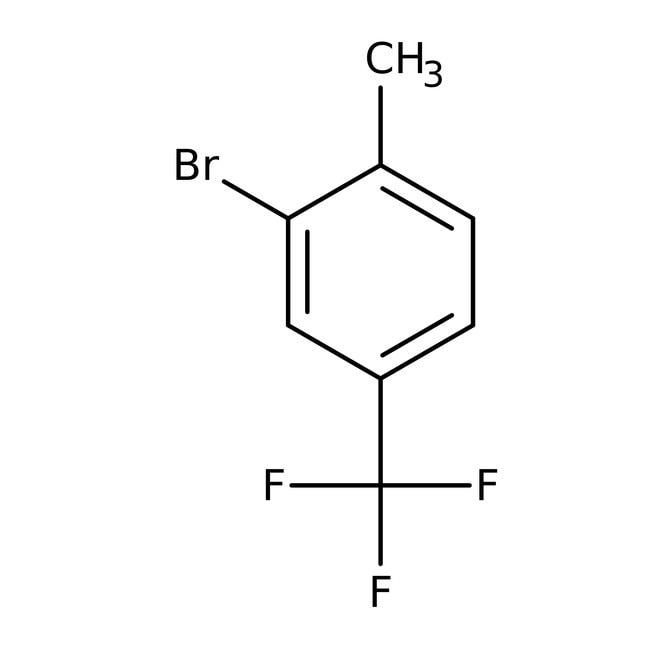 3-Bromo-4-methylbenzotrifluoride, 97%, ACROS Organics™