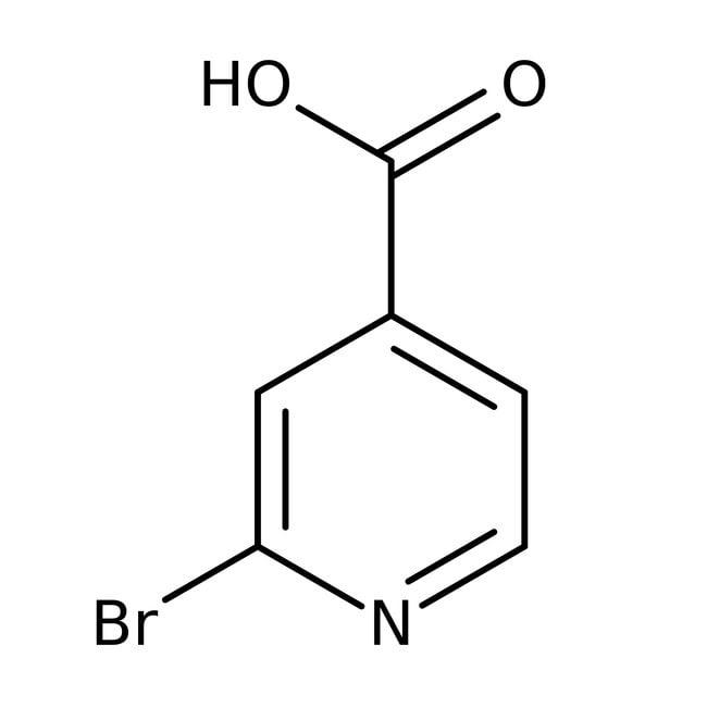 2-Bromoisonicotinic acid, 97%, ACROS Organics™