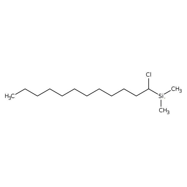 Dodecyldimethylchlorosilane, 97%, ACROS Organics