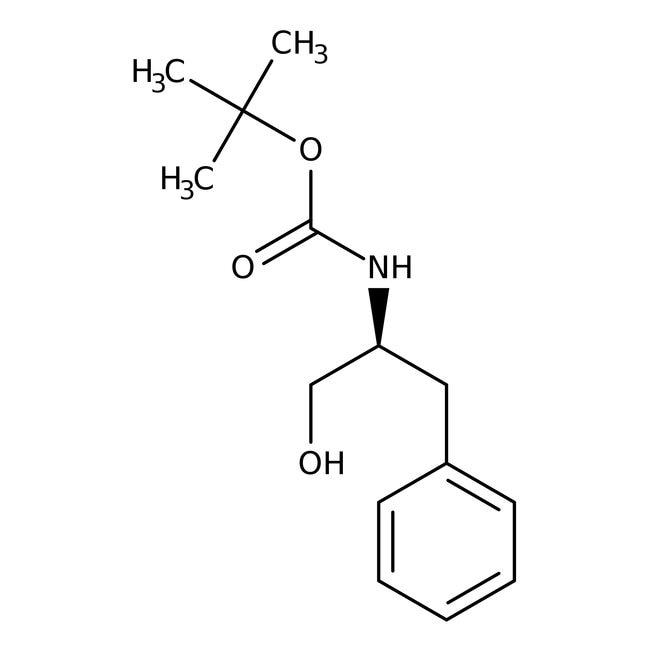 Alfa Aesar™N-Boc-L-phénylalaninol, 99%: Produits biochimiques Chemicals