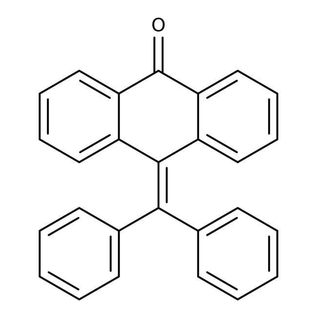 9-Benzhydrylidene-10-anthrone, 95%, ACROS Organics™