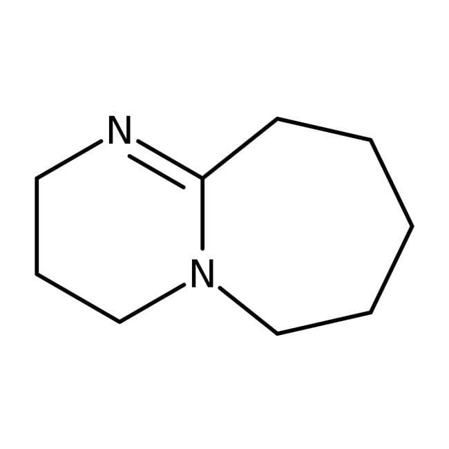 1,8-Diazabicyclo[5.4.0]undec-7-ene, 98 %, ACROS Organics