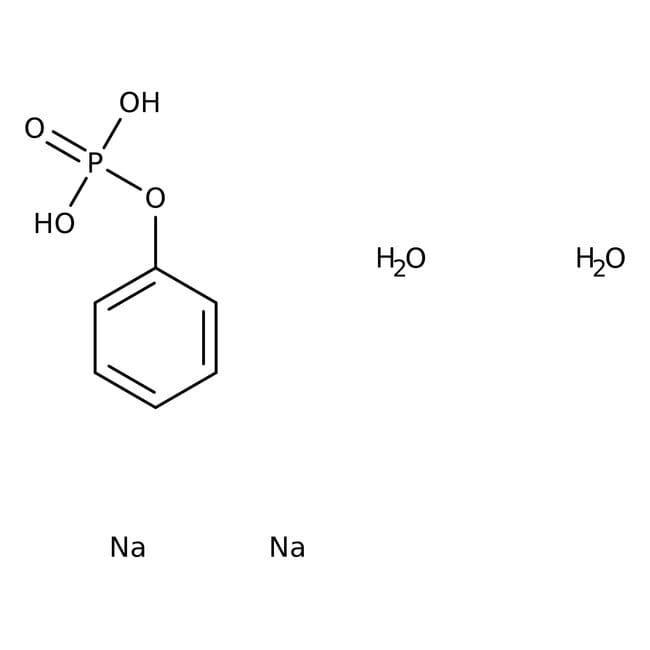 Phenyl phosphate, disodium salt dihydrate, 98%, ACROS Organics