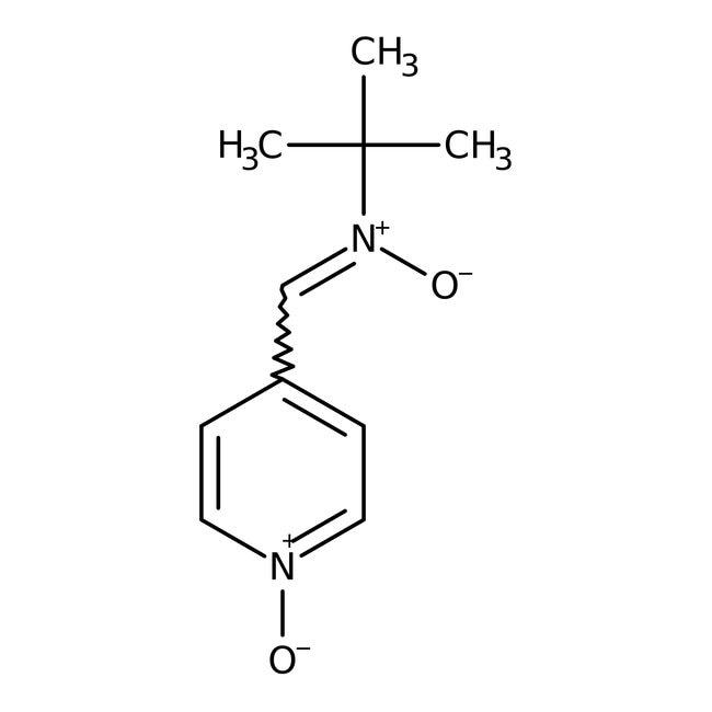 N-tert-Butyl-alpha-(4-pyridyl-1-oxide)nitrone 98.0+%, TCI America™