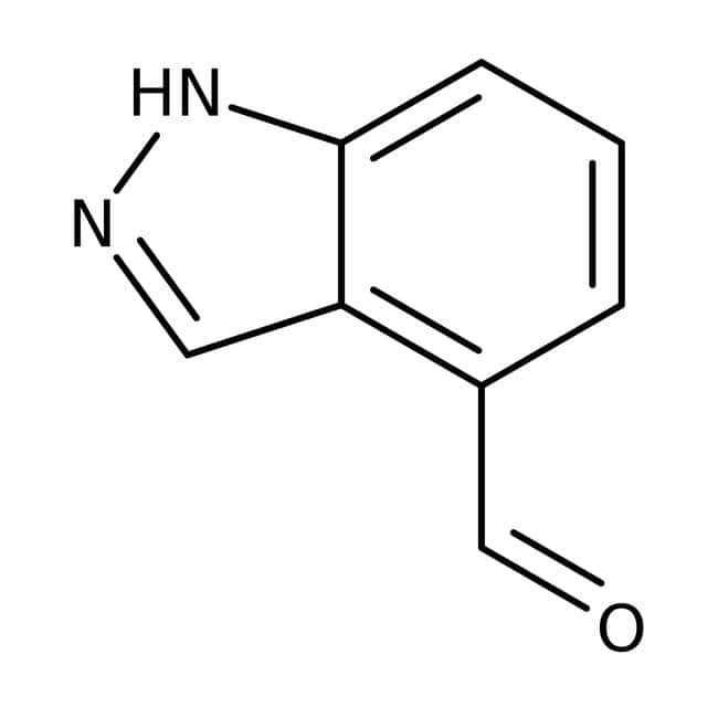1H-Indazole-4-carboxaldehyde, 97%, ACROS Organics