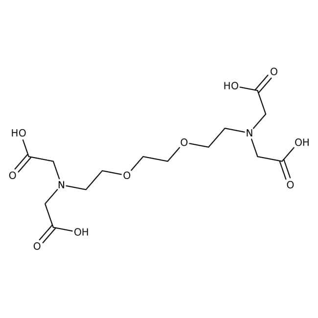 Ethylene glycol-bis-(β-aminoethylether)-N,N,N',N'-tetraacetic acid, 99.6%, MP Biomedicals™
