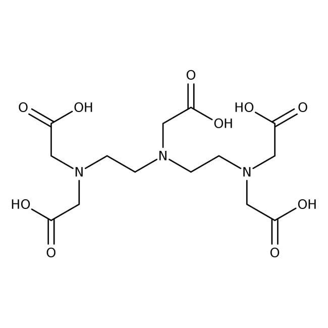 Diethylenetriaminepentaacetic acid, 98+%, ACROS Organics™