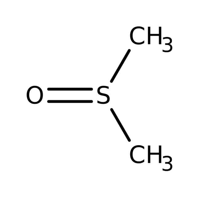 Methyl sulfoxide, 99.8+%, for peptide synthesis, ACROS Organics
