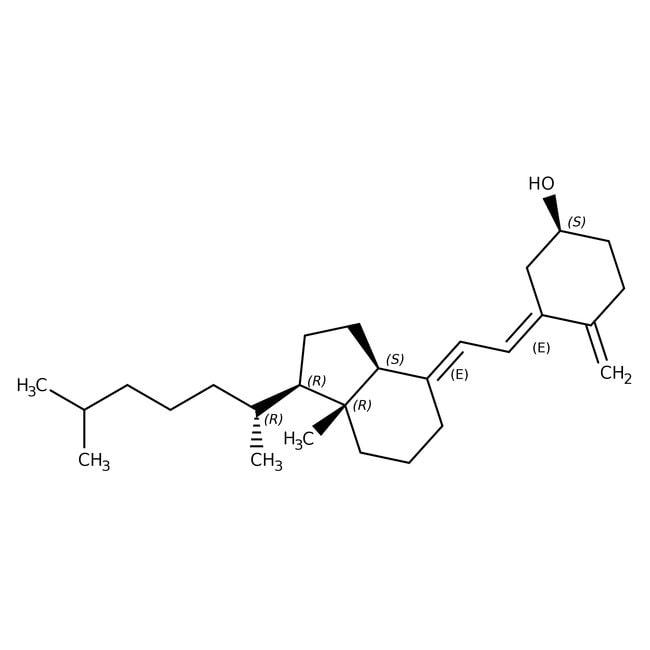 Vitamin D3, ≥99%, ACROS Organics™: Organic Building Blocks Chemicals