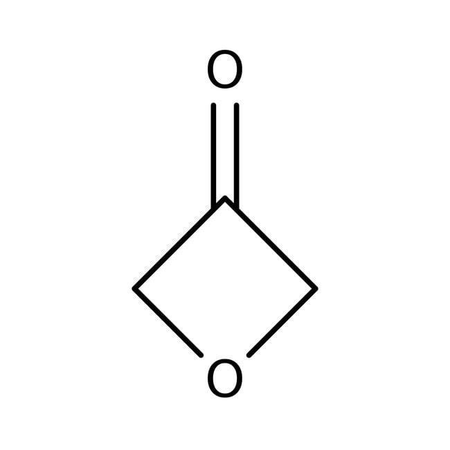 3-Oxetanone, 95%, ACROS Organics™ 5g 3-Oxetanone, 95%, ACROS Organics™