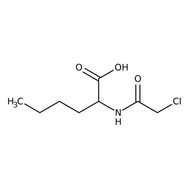 N-Chloroacetyl-DL-norleucine 99.0 %, TCI America