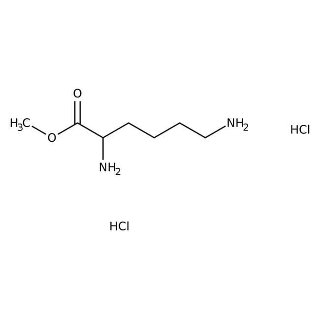 D-Lysine Methyl Ester Dihydrochloride 98.0+%, TCI America™