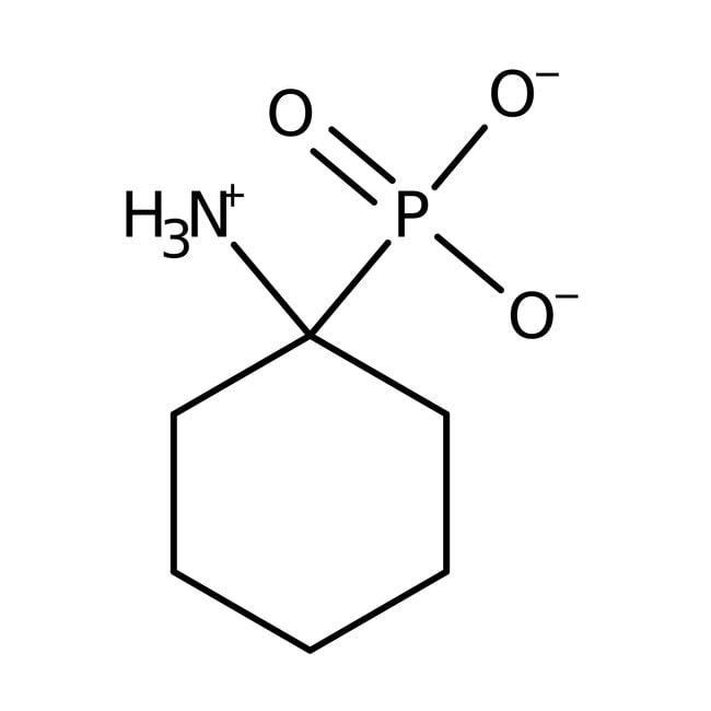 (1-Amino-1-cyclohexyl)phosphonic acid, 97%, Acros Organics