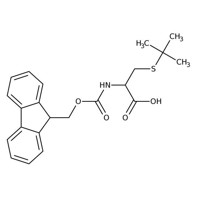 FMOC-Cys(tBu)-OH, 98%, ACROS Organics