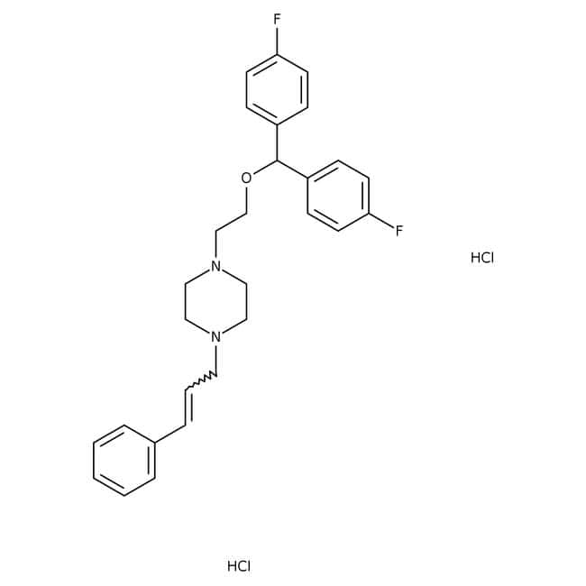 GBR 13069 dihydrochloride, Tocris Bioscience™ 50mg GBR 13069 dihydrochloride, Tocris Bioscience™
