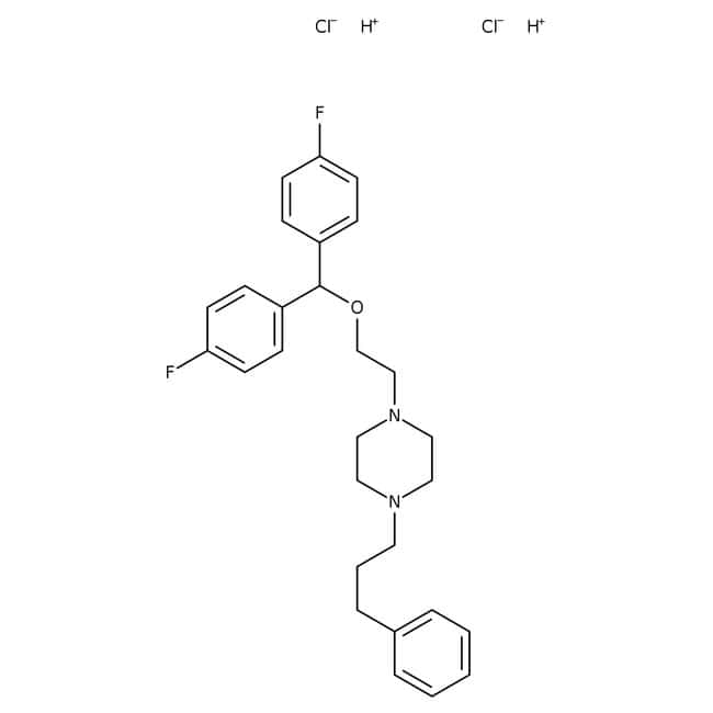 Alfa Aesar™Dihydrochloride GBR 12909 50mg Alfa Aesar™Dihydrochloride GBR 12909
