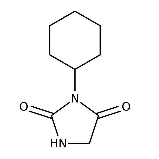 Alfa Aesar™3-Cyclohexylhydantoin, 95% 250mg Alfa Aesar™3-Cyclohexylhydantoin, 95%