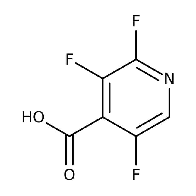 Alfa Aesar™Acide 2,3,5-trifluoropyridine-4-carboxylique, 97% 5g Alfa Aesar™Acide 2,3,5-trifluoropyridine-4-carboxylique, 97%