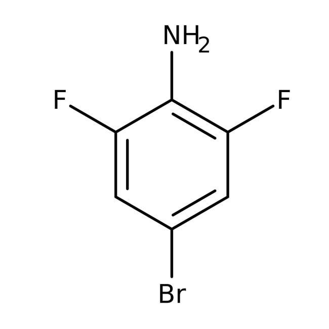4-Bromo-2,6-difluoroaniline, 98%, ACROS Organics™