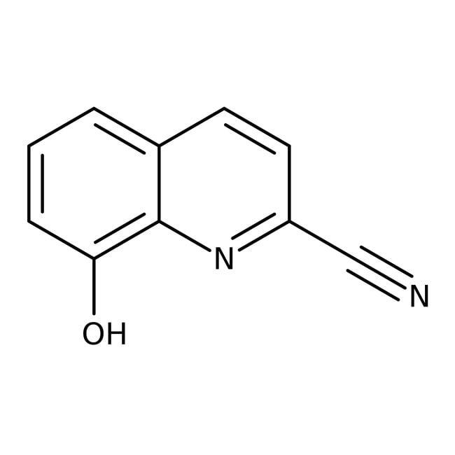 8-Hydroxyquinoline-2-carbonitrile, 98%, ACROS Organics™