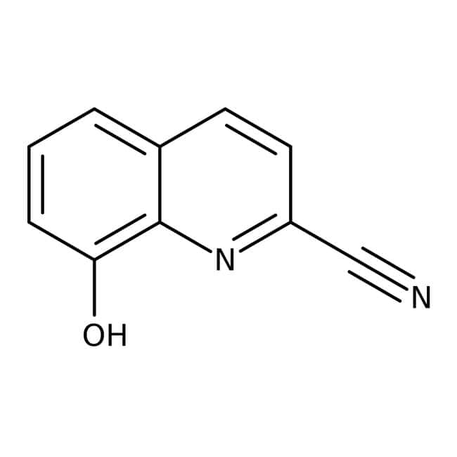 8 Hydroxyquinoline 2 Carbonitrile 98 ACROS OrganicsTM