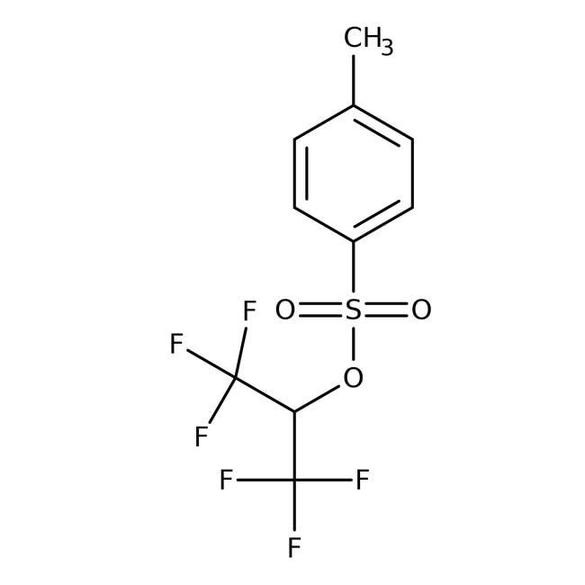 1,1,1,3,3,3-Hexafluoroisopropyl p-Toluenesulfonate 98.0+%, TCI America™