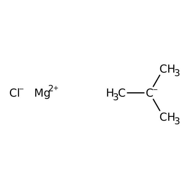 tert-Butylmagnesium chloride, 1.7M solution in THF, AcroSeal™, ACROS Organics™