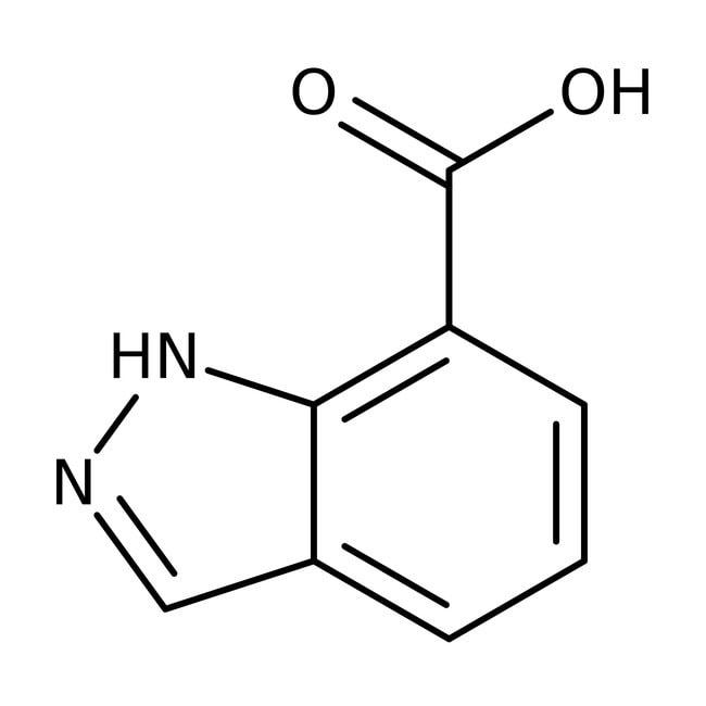 Alfa Aesar™1H-Indazole-7-carboxylic acid, 95% 250mg Alfa Aesar™1H-Indazole-7-carboxylic acid, 95%