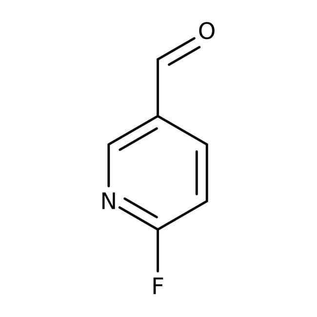 6-Fluoropyridine-3-carboxaldehyde, 95%, Acros Organics