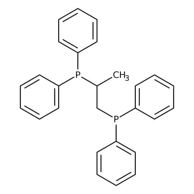 (R)-(+)-Bis-(1,2-diphenylphosphino)propane, 93%, Tech., ACROS Organics™