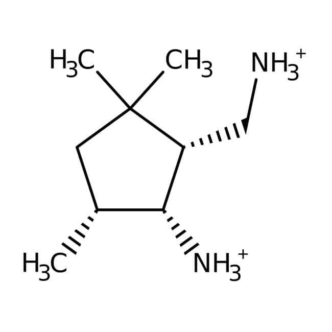 5-Amino-2,2,4-trimethyl-1-cyclopentanemethylamine, Mixture of Isomers 99%, ACROS Organics