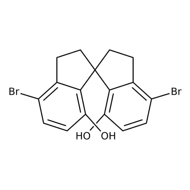 4,4′-Dibromo-1,1′-spirobiindane-7,7′-diol 98.0+%, TCI America™