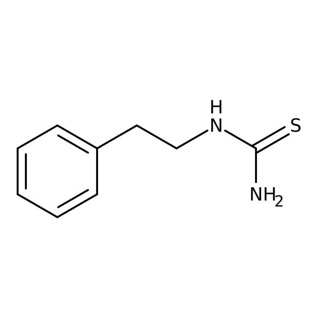 Alfa Aesar N 2 Phenylethylthioharnstoff 97