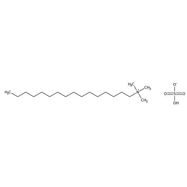 Cetyl trimethylammonium hydrogen sulfate, LiChropur  EMD-Millipore