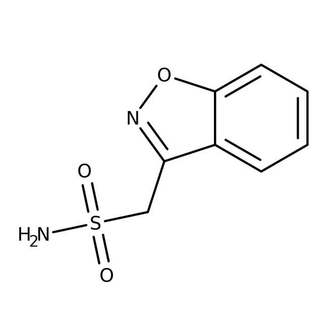 Zonisamide, USP, 98-101%, Spectrum