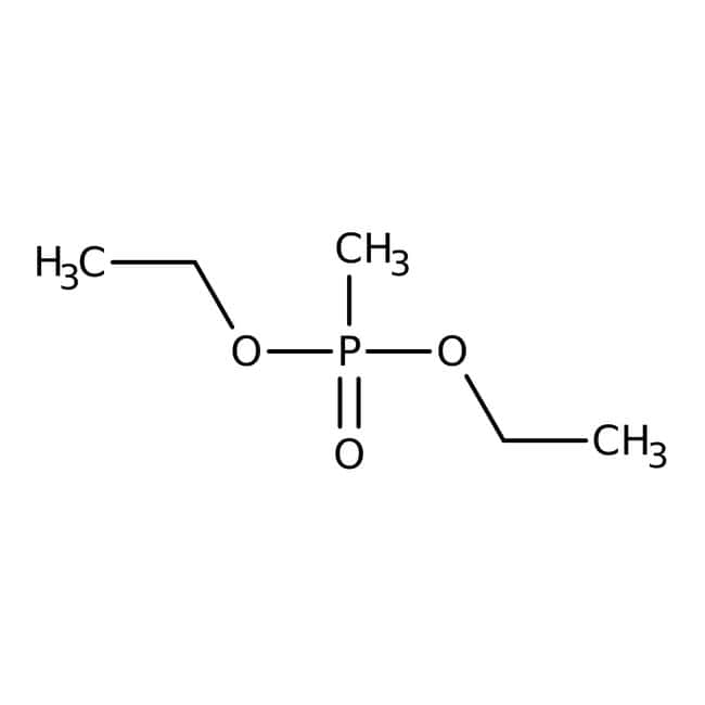 Diethylmethylphosphonat, 96 %, ACROS Organics™ 25 g-Glasflasche Diethylmethylphosphonat, 96 %, ACROS Organics™