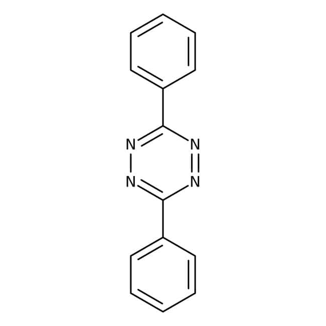 3,6-Diphenyl-1,2,4,5-tetrazine, 98%, Acros Organics™  3,6-Diphenyl-1,2,4,5-tetrazine, 98%, Acros Organics™