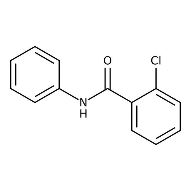 Alfa Aesar™2-Chlor-N-Phenylbenzamid, 97% 250mg Alfa Aesar™2-Chlor-N-Phenylbenzamid, 97%