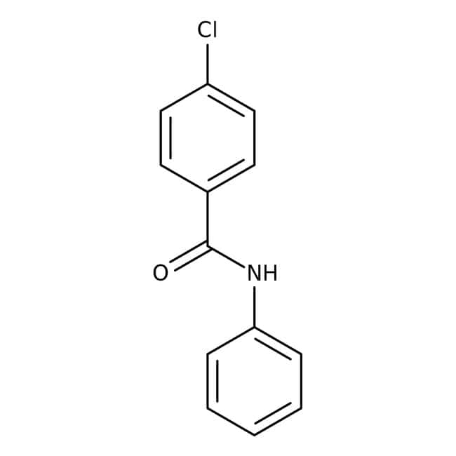 Alfa Aesar™4-Chloro-N-phenylbenzamide, 97%