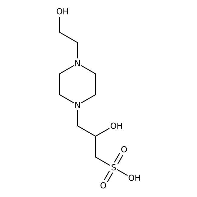 Alfa Aesar™HEPPSO, 0.2M buffer soln., pH 7.0: Bioreagents Chemicals