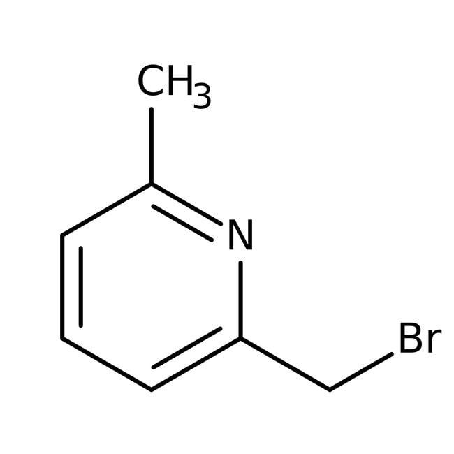 Alfa Aesar™2-Bromomethyl-6-methylpyridine, 97%
