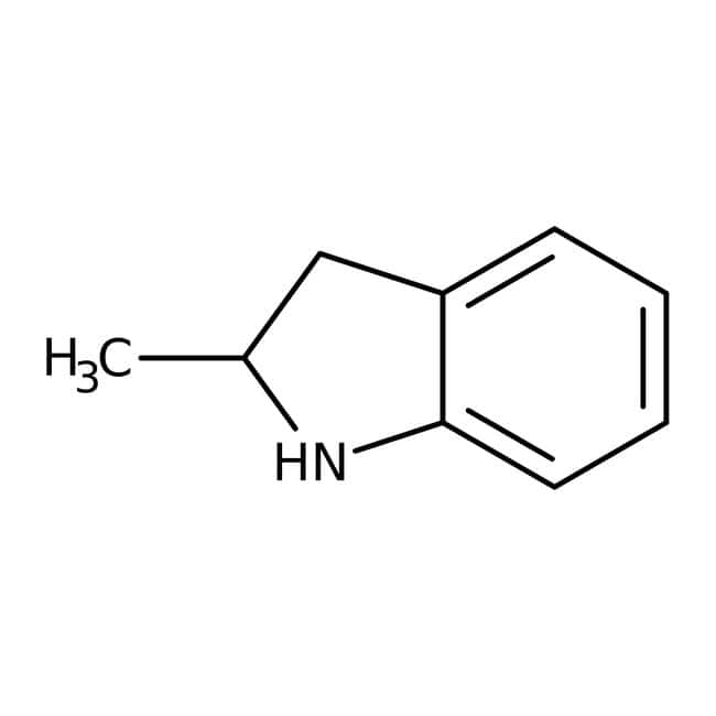 2-Methylindoline, 99+%, ACROS Organics™