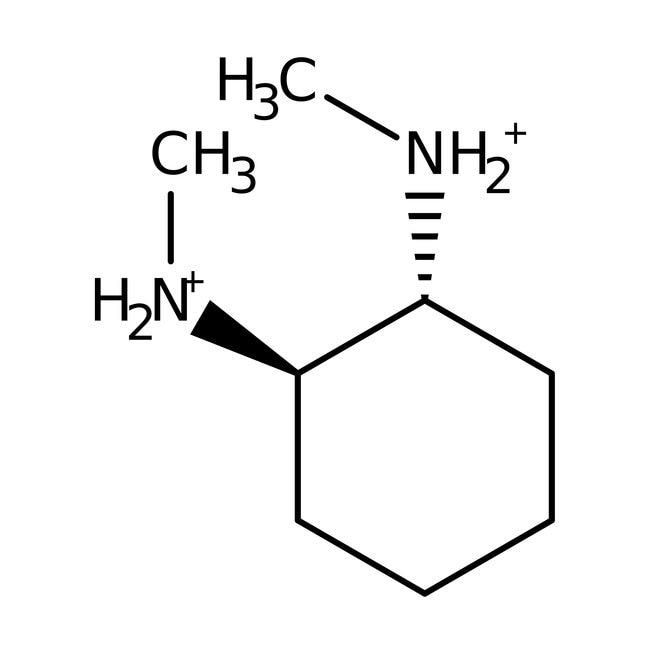 (1R,2R)-N,N'-Dimethyl-1,2-cyclohexanediamine, 95%, ACROS Organics™